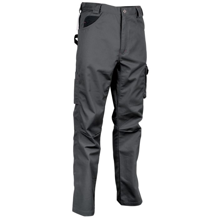 Pantalone Cofra Walklander Antracite/Nero - Officine Tortora