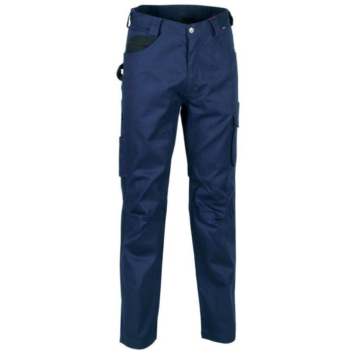 Pantalone Cofra Walklander Blu/Nero - Officine Tortora