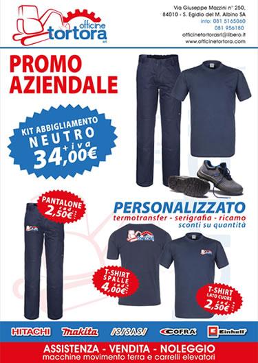 Promo Officine Tortora 04-05-2018