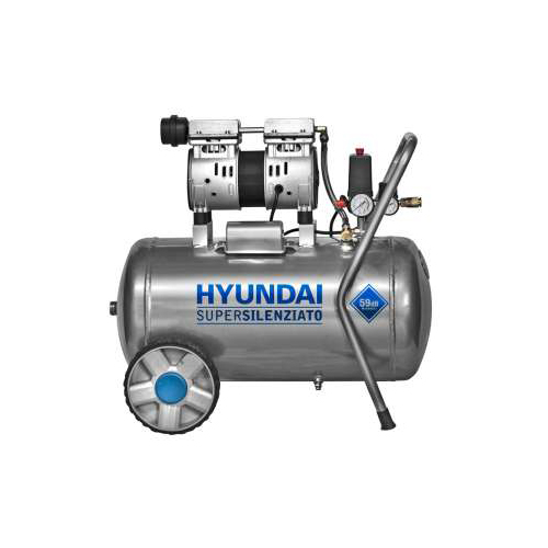 Compressore Hyundai SuperSilenziato KWU750 - Officine Tortora Srl