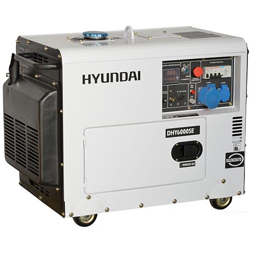 Generatore Hyundai 65231 - Officine Tortora Srl